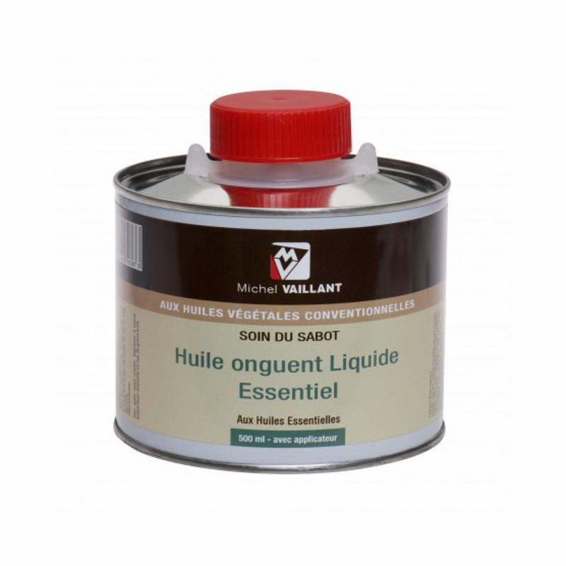 Huile Liquide Onguent  Essentiel sabot cheval Michel Vaillant - Le Paturon