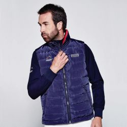 Gilet Homme Harcour Team France Sligoh sans manches - Le Paturon