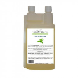 Nice and Calm Forte Liquide Vital Herbs - Stress cheval - Le Paturon
