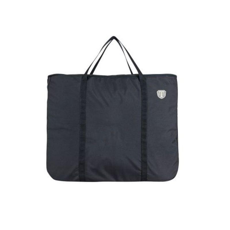 Un sac astucieuxpour pouvoir ranger et mettre à l'abri vos tapis - Le Paturon