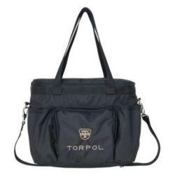 Un sac de pansage pratique et utile qui vous permettra de ranger et de transporter tout votre matériel de pansage - Le Paturon