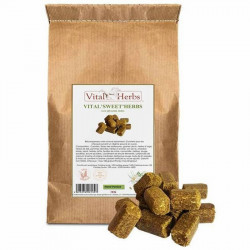 Vital Sweet Vital Herbs Friandise cheval 100 % naturelles - Le Paturon