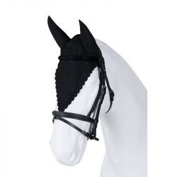 Bonnet anti-bruit anti-mouche long cheval Torpol - Le Paturon