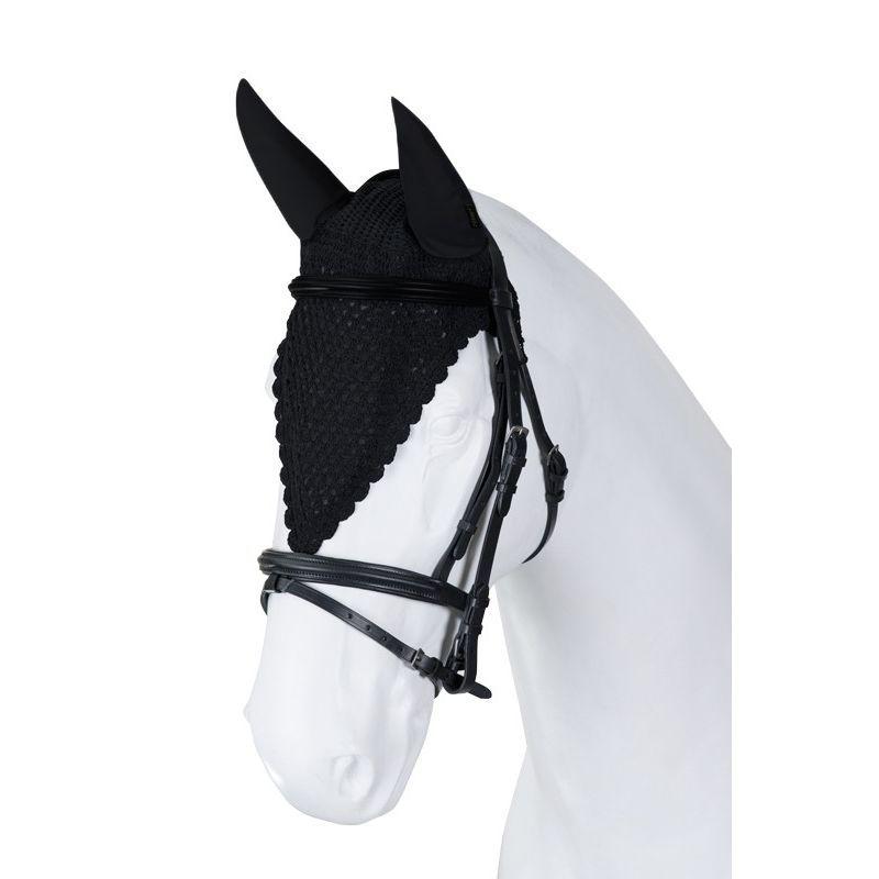 Bonnet anti-bruit anti-mouche long cheval Torpol - Le Paturon