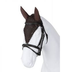 Bonnet anti-mouche cheval long Torpol - Le Paturon