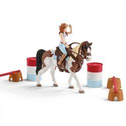 1 Kit équitation western Schleich - Le Paturon