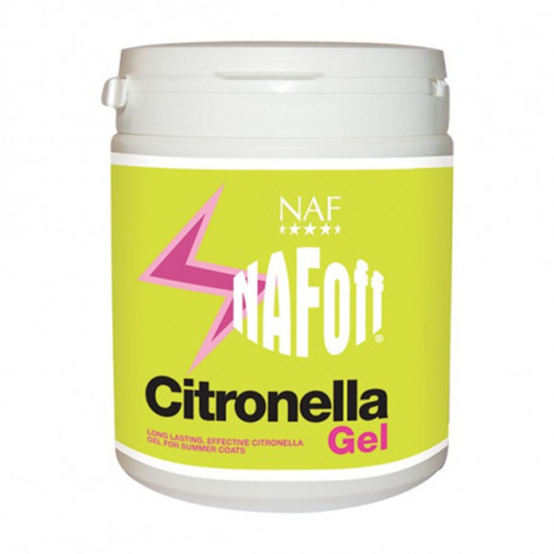 Naf Off Citronella Anti-mouches cheval - Naf Equine - Le Paturon