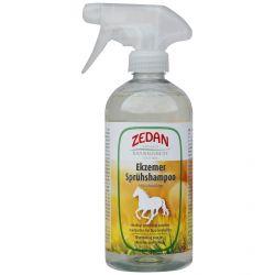 Shampoing spray dermite estivale cheval Zedan - Le Paturon