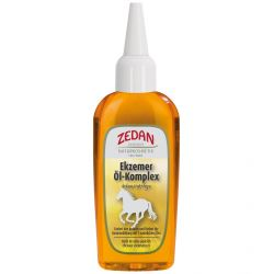 2 Huile naturelle anti-dermite cheval Zedan - Le Paturon