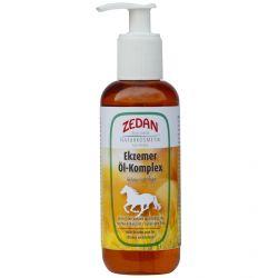 3 Huile naturelle anti-dermite cheval Zedan - Le Paturon