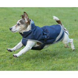 1 Couverture chien en nylon Freedom 50g Bucas Marine - Le Paturon