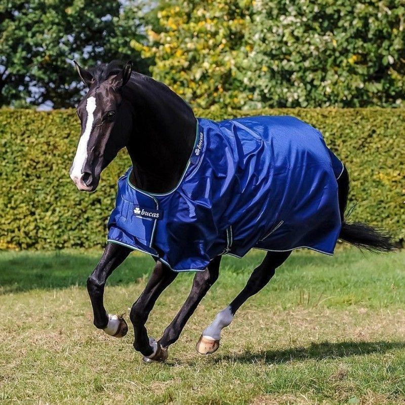 Couverture cheval extérieur Bucas Smartex Médium 150g - Le Paturon
