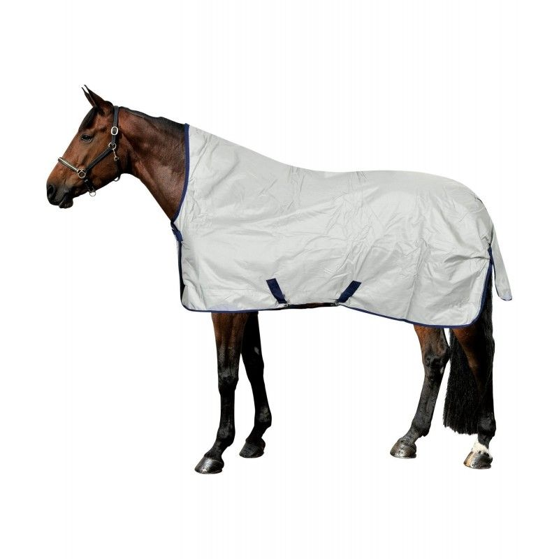 1 Couverture de pré Power Turnout Hight Neck Bucas - Le Paturon
