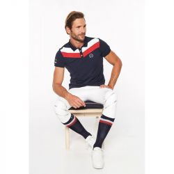 1 Polo homme Vicking Rider France Harcour - Le Paturon