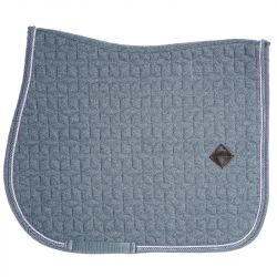 1 Tapis chabraque cool Kentucky Bleu clair  - Le Paturon