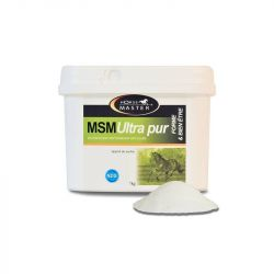 MSM Ultra Pure 1kg Horse Master - Le Paturon