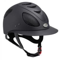 Casque Gpa First Lady 2X  noir - Le Paturon