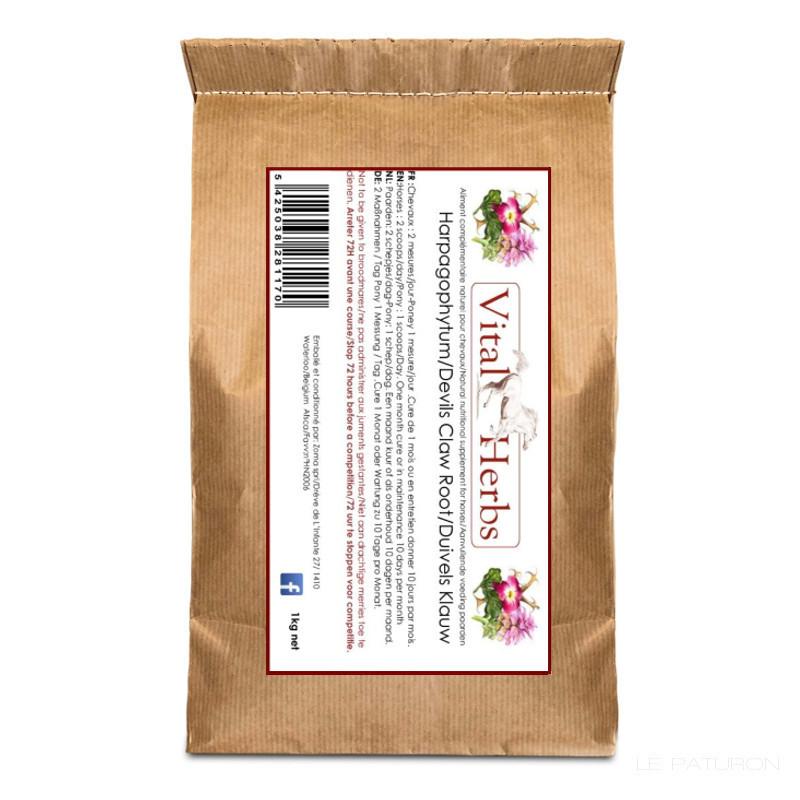 Harpagophytum Cheval, Vital Herbs, Harpagophytum cheval