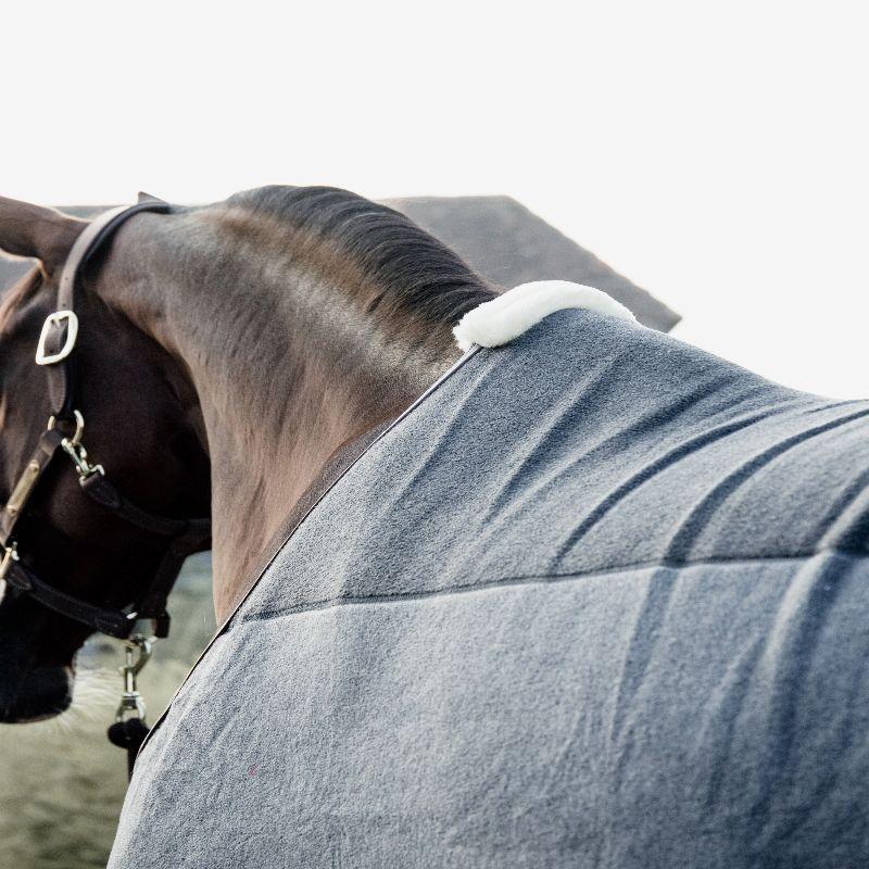Chemise séchante cheval Heavy Fleece Kentucky - Le Paturon
