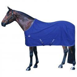 5 Amigo Stable Sheet Horseware, Couverture transport cheval Bleu - Le Paturon