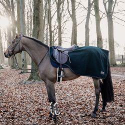Couvre-reins cheval Heavy Fleece Kentucky - Le Paturon