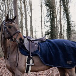 Couvre-reins cheval Heavy Fleece Kentucky - Le Paturon