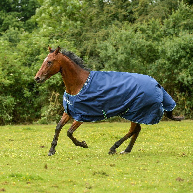 Couverture extérieur cheval doublée Smartex Rain