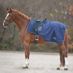 Couvre-reins cheval imperméable échancré Waldhausen - Le Paturon
