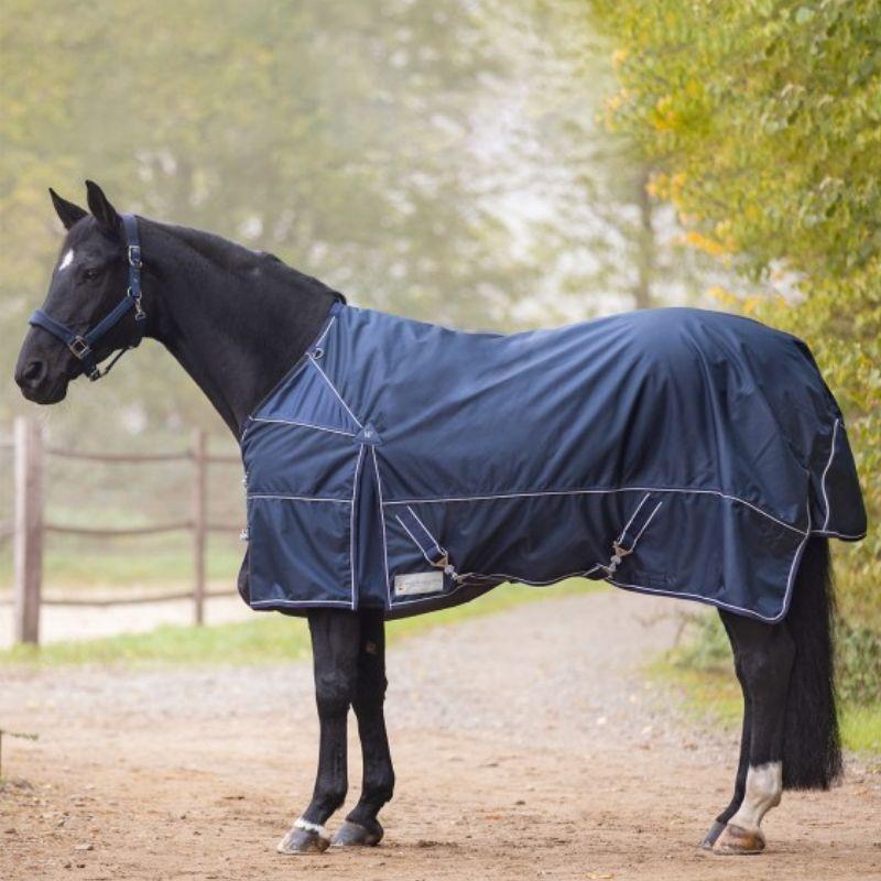 Couverture extérieur cheval Premium 100g Waldhausen - Le Paturon