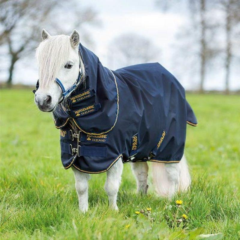 Couverture extérieur poney Amigo Hero 0g Horseware - Le Paturon