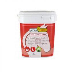 Biotine cheval Animavital Super Mix 1kg