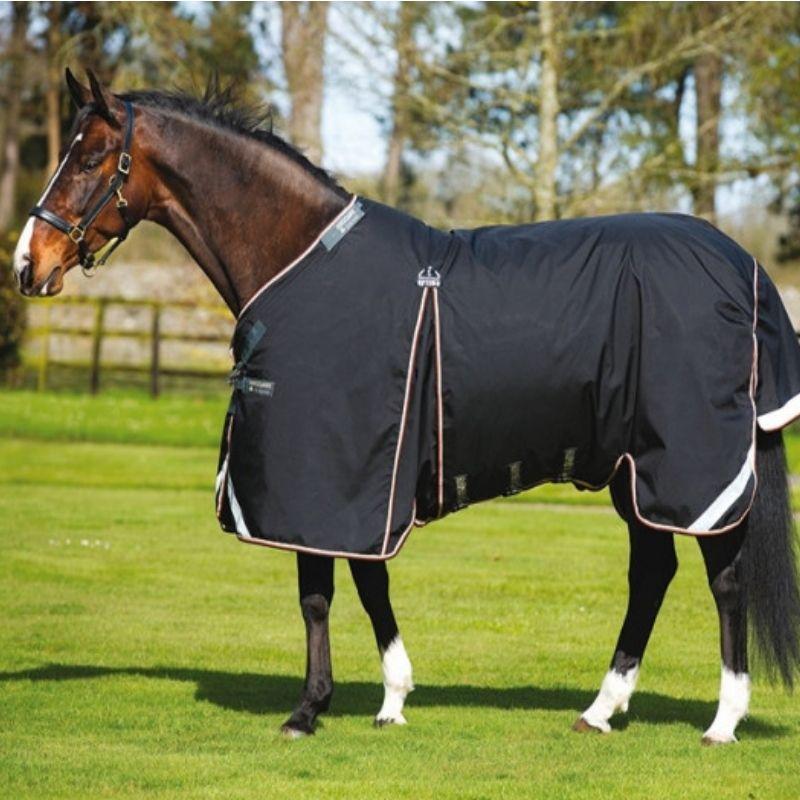 Couverture extérieur cheval Rambo Optimo 0g Horseware - Le Paturon