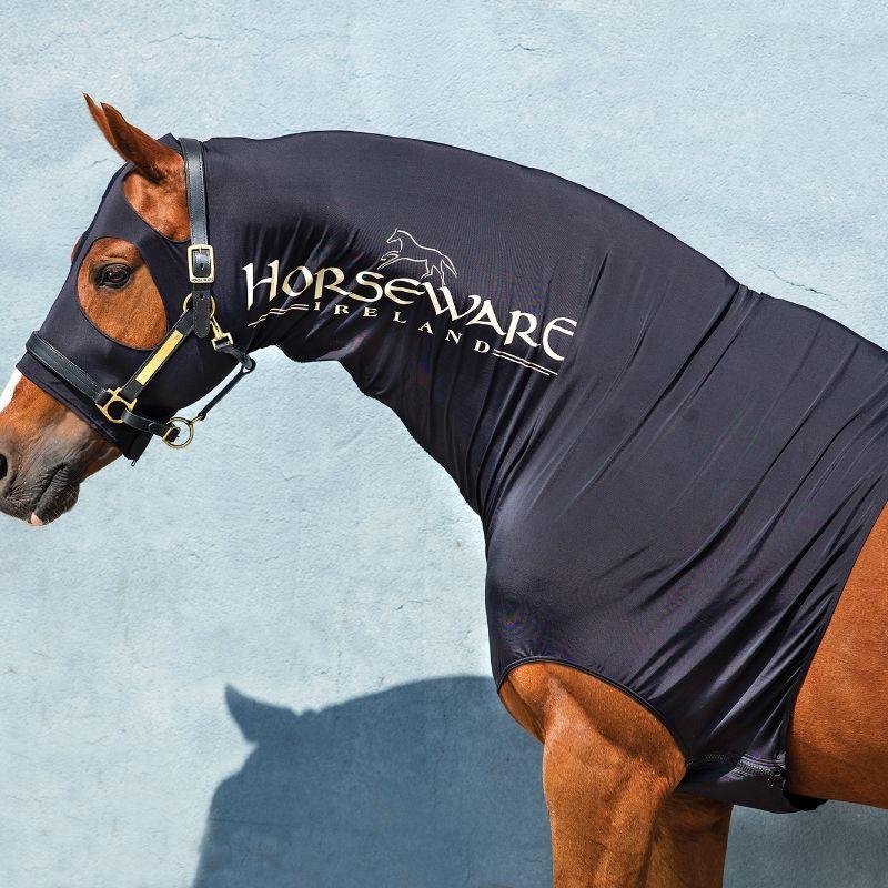 Protection cheval épaules et cou Slinky Rambo Horseware - Le Paturon