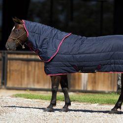 Couverture écurie cheval Amigo Stable Vari-Layer Plus 250g avec couvre-cou Horseware - Le Paturon