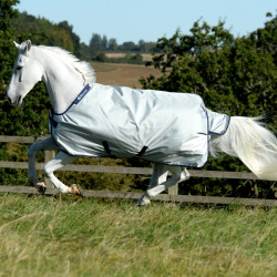 Couverture imperméable cheval Power Turnout Light