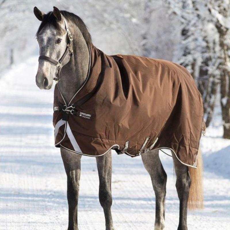 Couverture extérieur cheval Vari-Layer Rambo Wug 450 g - Le Paturon