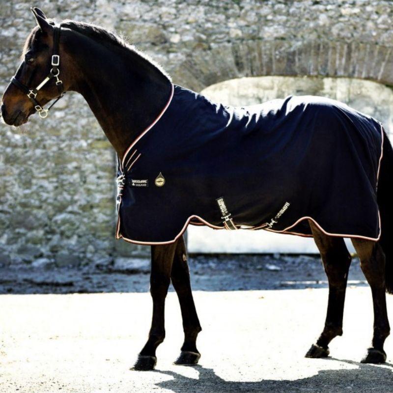 Couverture séchante cheval Rambo Helix Horseware - Le Paturon