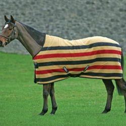 Chemise polaire cheval Rambo Deluxe Horseware - Le Paturon