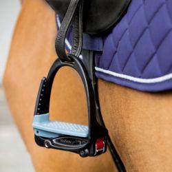 Etriers montoir cheval Rambo Stirrup Horseware - Le Paturon