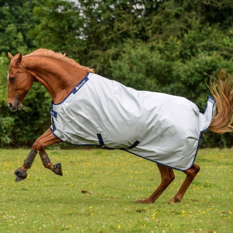 Couverture cheval extérieur Bucas Power Turnout Big Neck - Le Paturon