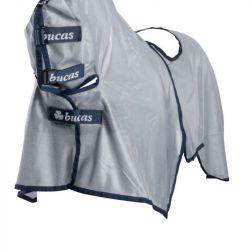 Couvre-reins anti-mouche cheval anti-UV Buzz-off Riding Bucas - Le Paturon