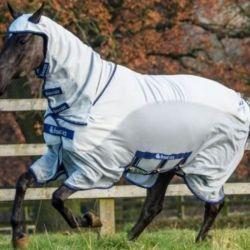 Couverture anti dermite anti-uv cheval Sweet Itch X Light Bucas - Le Paturon