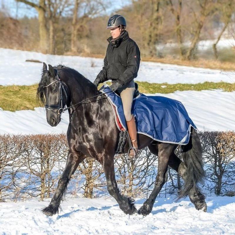 Couvre reins cheval Bucas Pro - Le Paturon