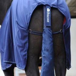 Protége queue cheval Bucas avec sac - Le Paturon