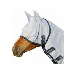 Masque anti mouche cheval anti-uv Bucas - Le Paturon