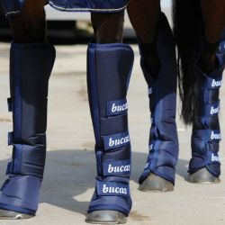 Guêtre de protection de transport cheval 2000 Travel boots x 4 Bucas - Le Paturon