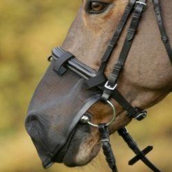 Protège-naseaux anti mouche cheval Waldhausen - Le Paturon
