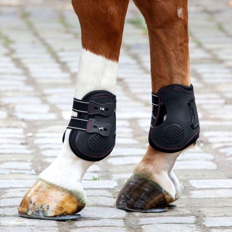 Protège-boulets cheval céramique à mémoire de forme Waldhausen - Le Paturon