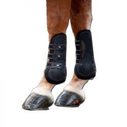 Protège-tendons cheval céramique à mémoire de forme Waldhausen - Le Paturon