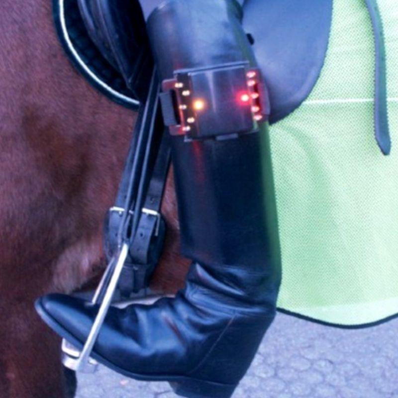 Super Safety cheval lumière de sécurité Reflex Waldhausen - Le Paturon